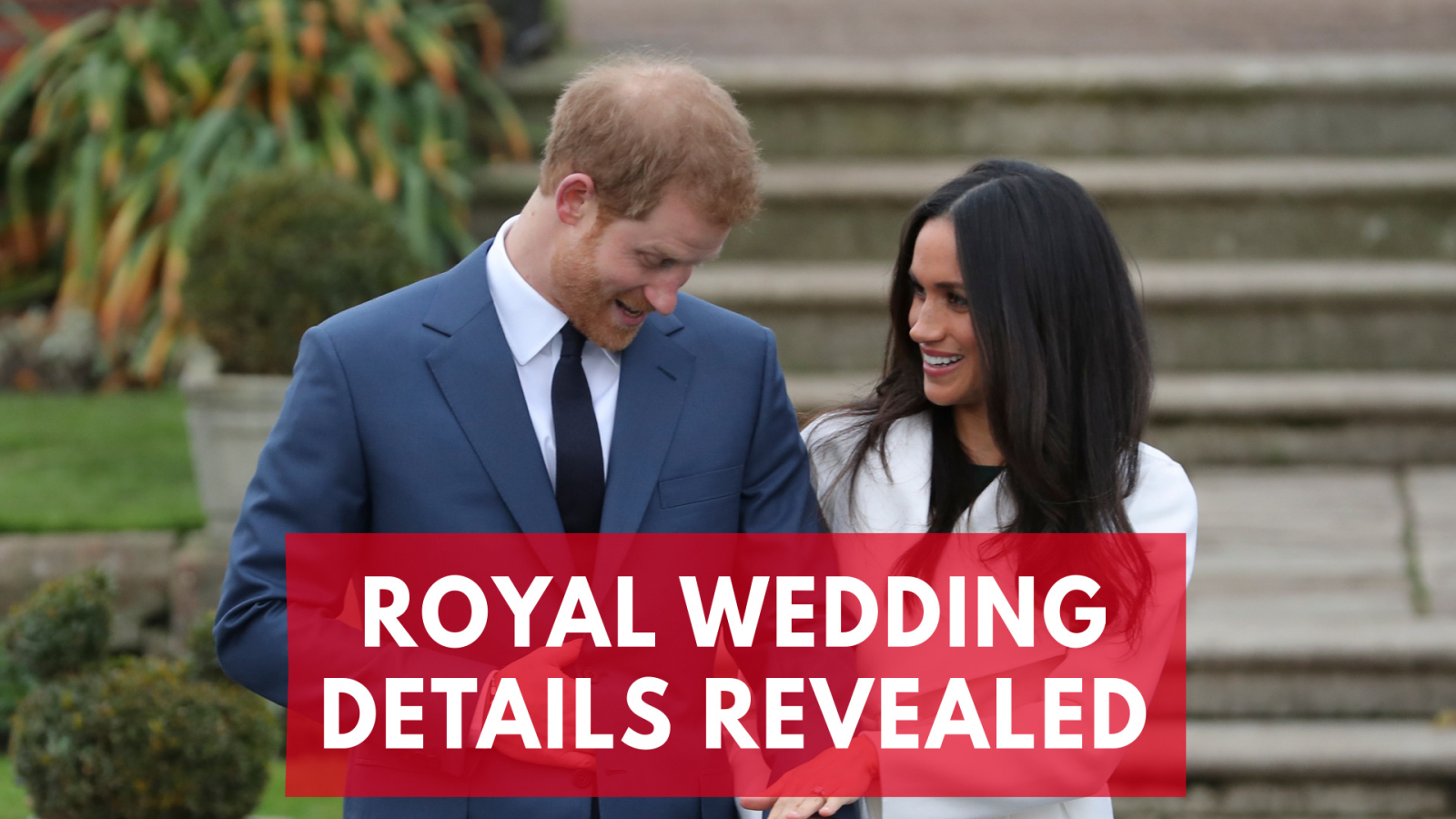Royal Wedding 2018 Date: Prince Harry and Meghan Markle Getting ...