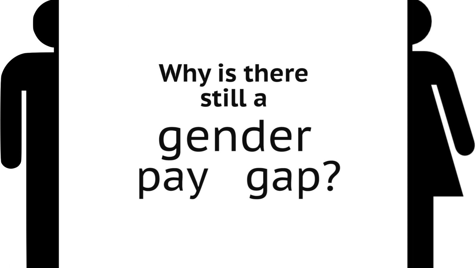 Why is there still a gender pay gap?