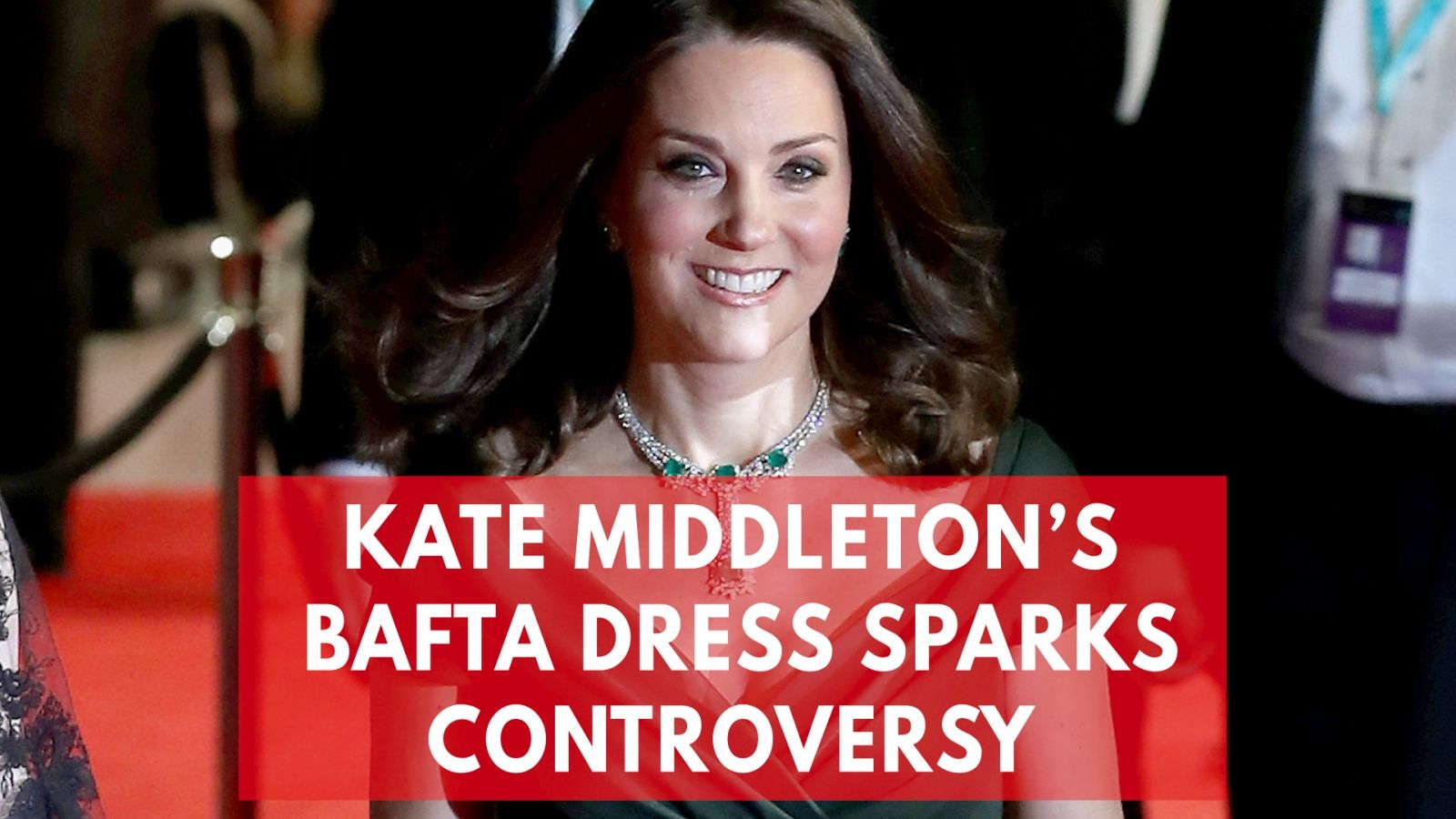 kate-middleton-wears-green-to-baftas-amid-all-black-dress-code