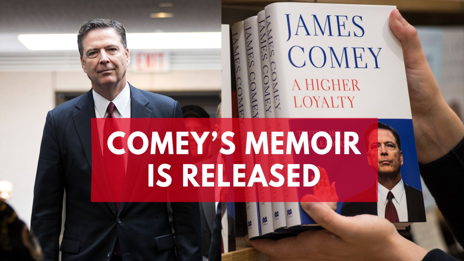 james-comeys-memoir-is-released
