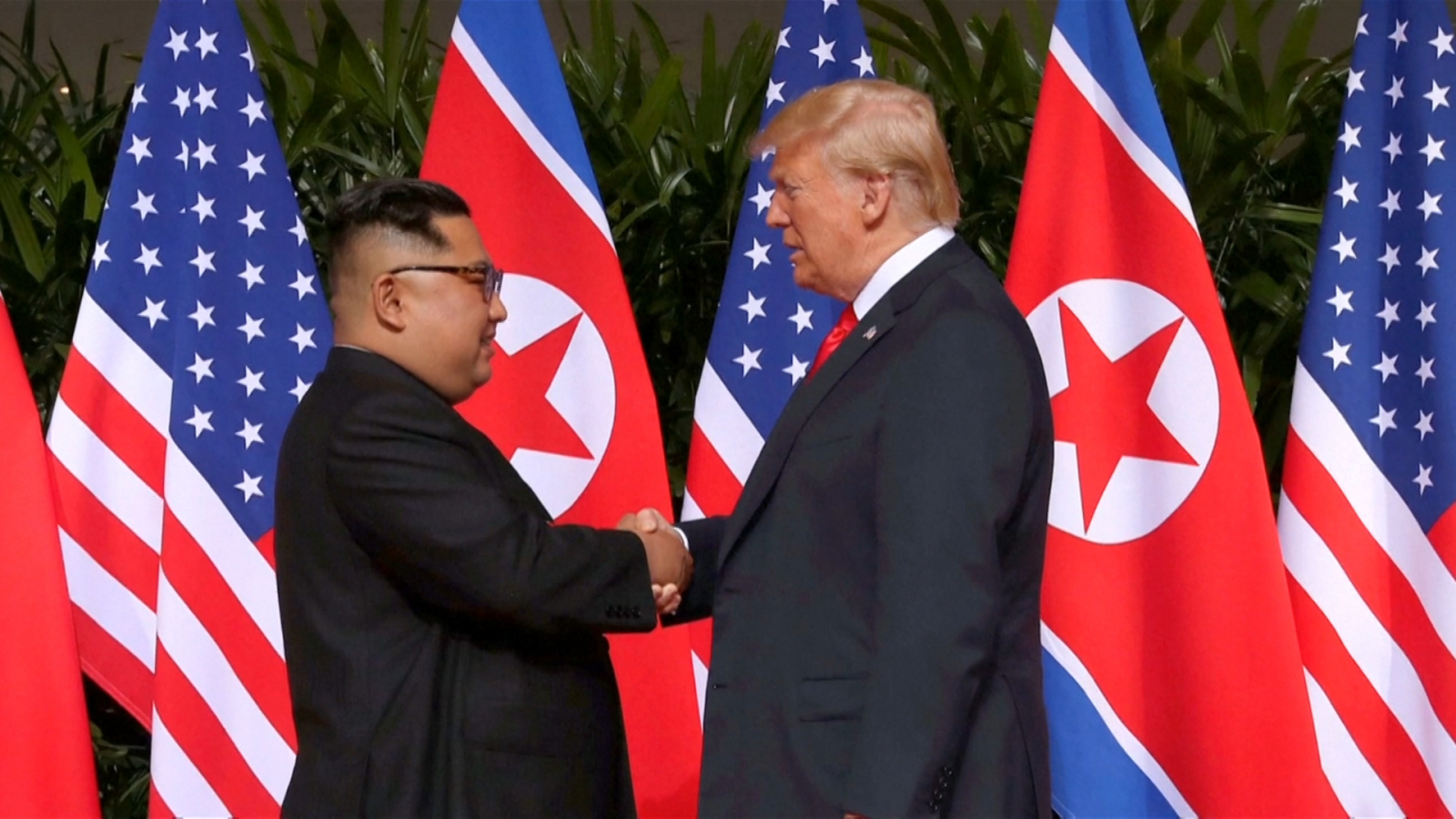 U.S. Detects New Activity At North Korean Missile Factory