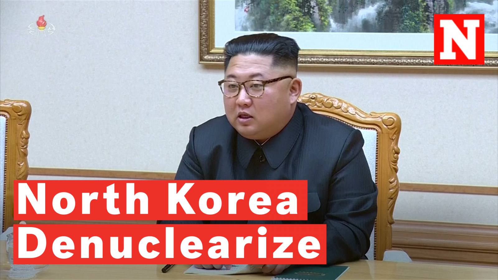 Kim Jong Un Wants To Denuclearize