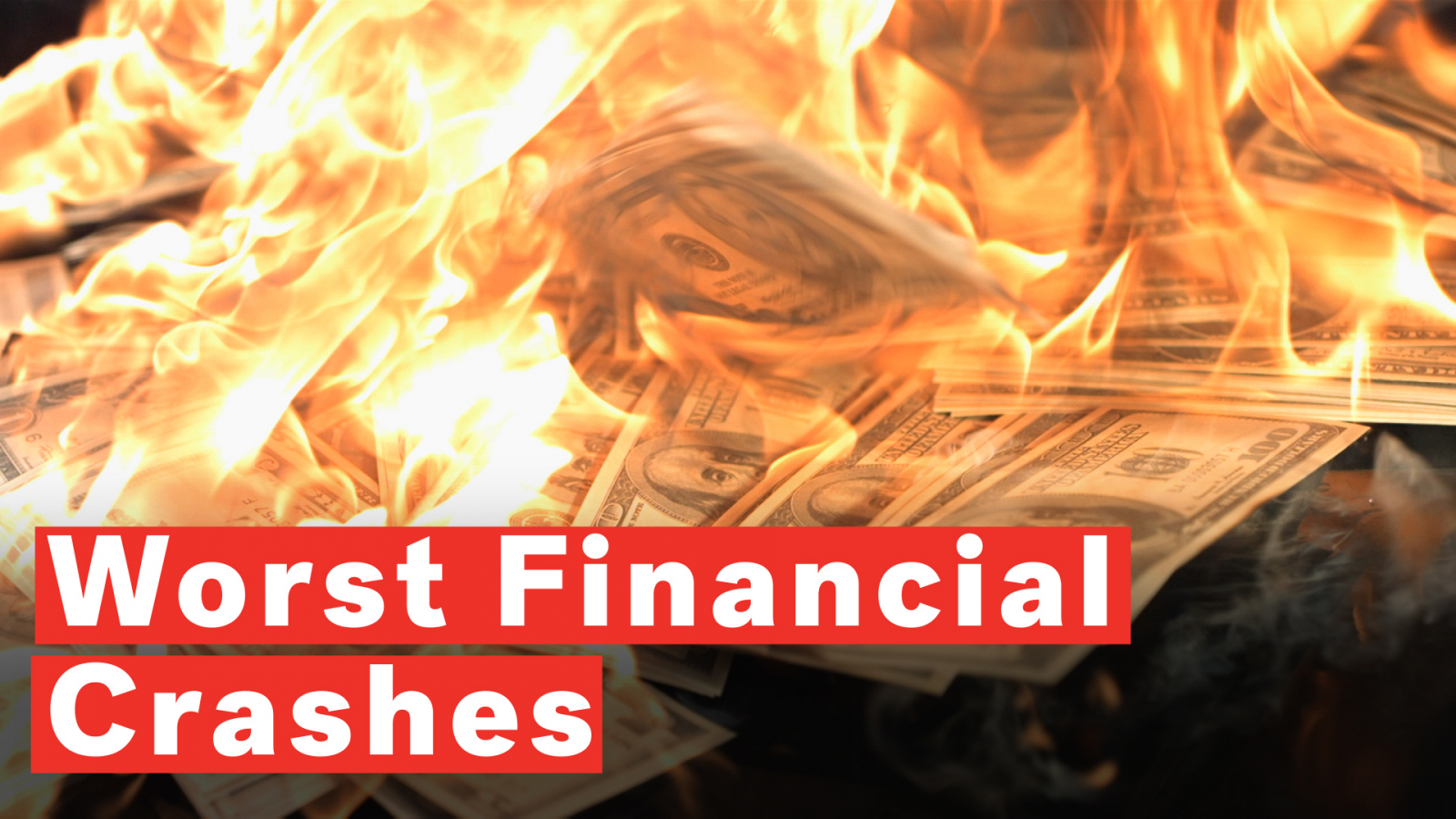 Worst Financial Crashes In History