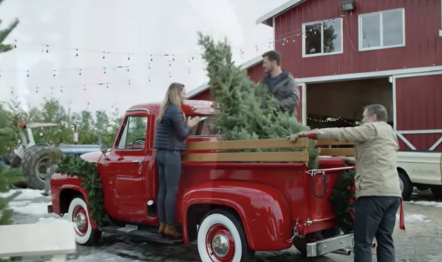 Christmas In Evergreen.Hallmark Channel Christmas In Evergreen Letters To Santa