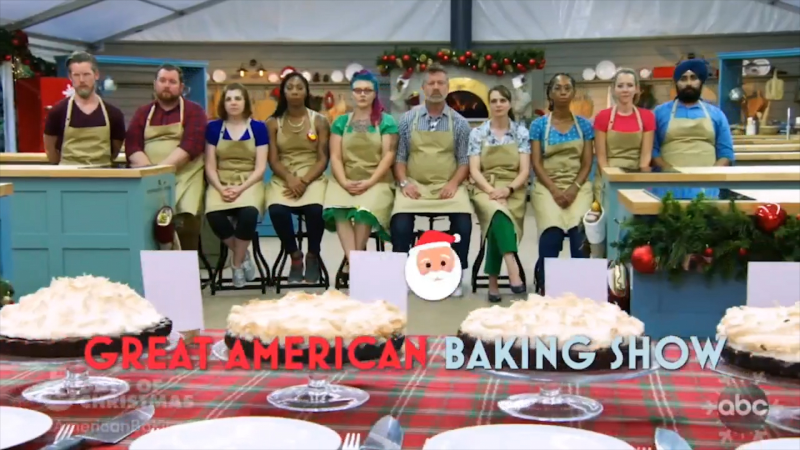 where is the great american baking show holiday edition 2018 filmed