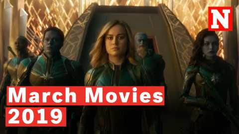 Movies Coming Out In March 2019