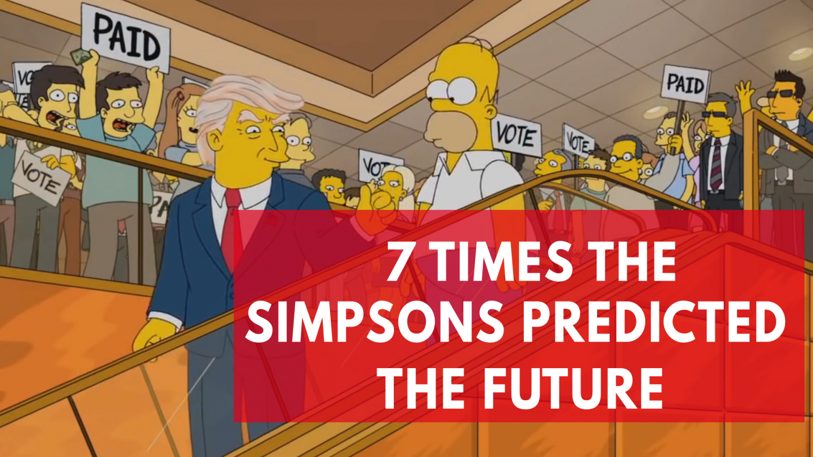 10 Predictions Of 'The Simpsons' For 2019 And Beyond (Part 1)
