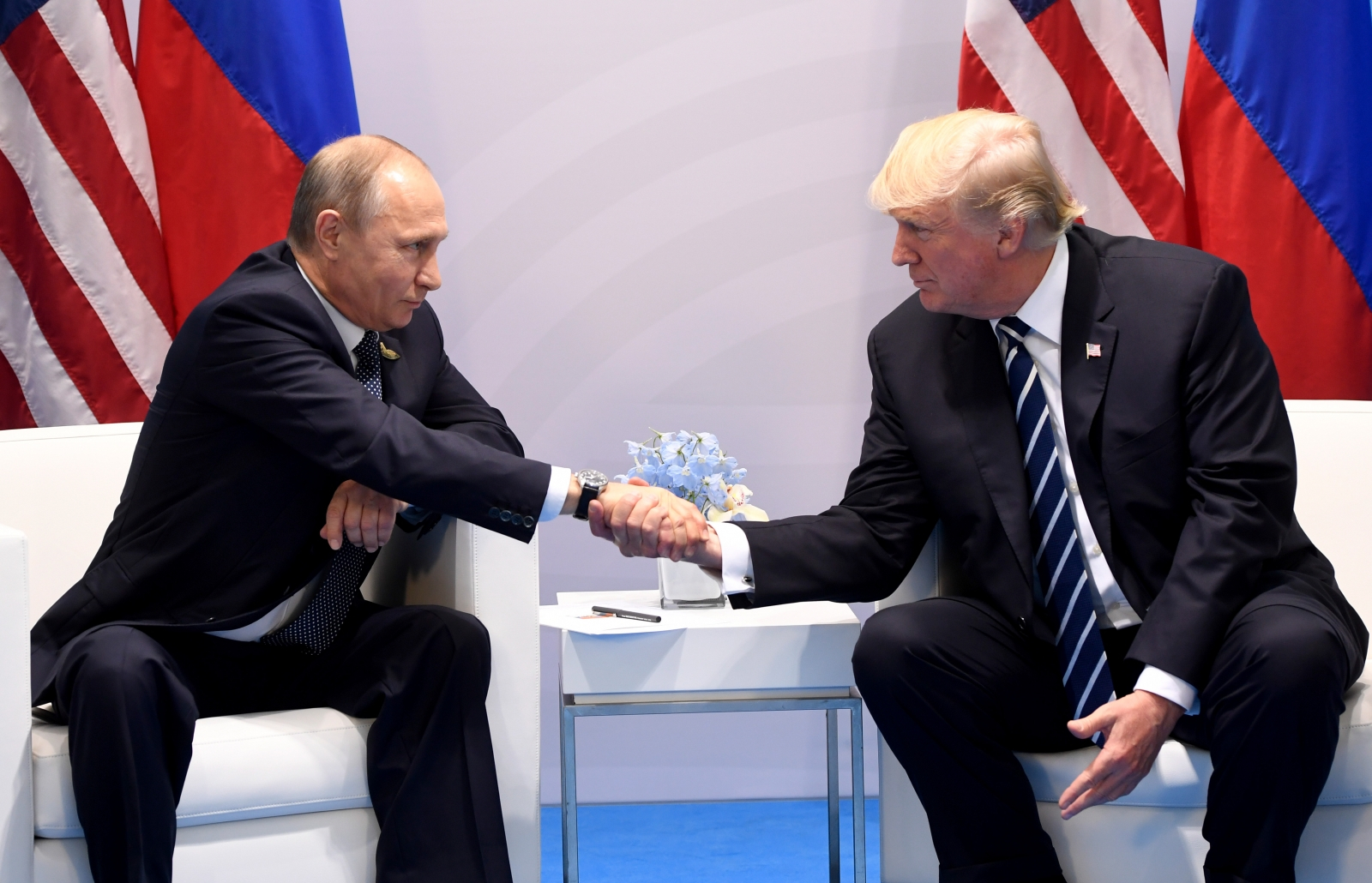 Image result for Putin And Trump Tell G20 Leaders 'NWO Is Finished' Right To Their Faces